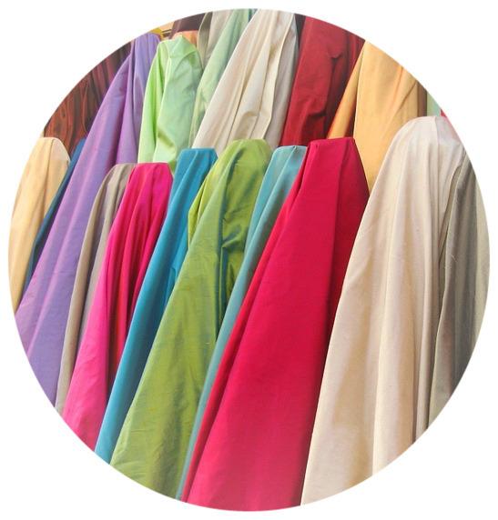 Choosing your fabrics